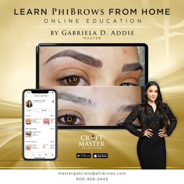 PhiBrows Online Training Course