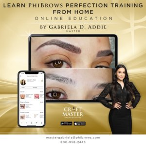 PhiBrows Online Perfection Training