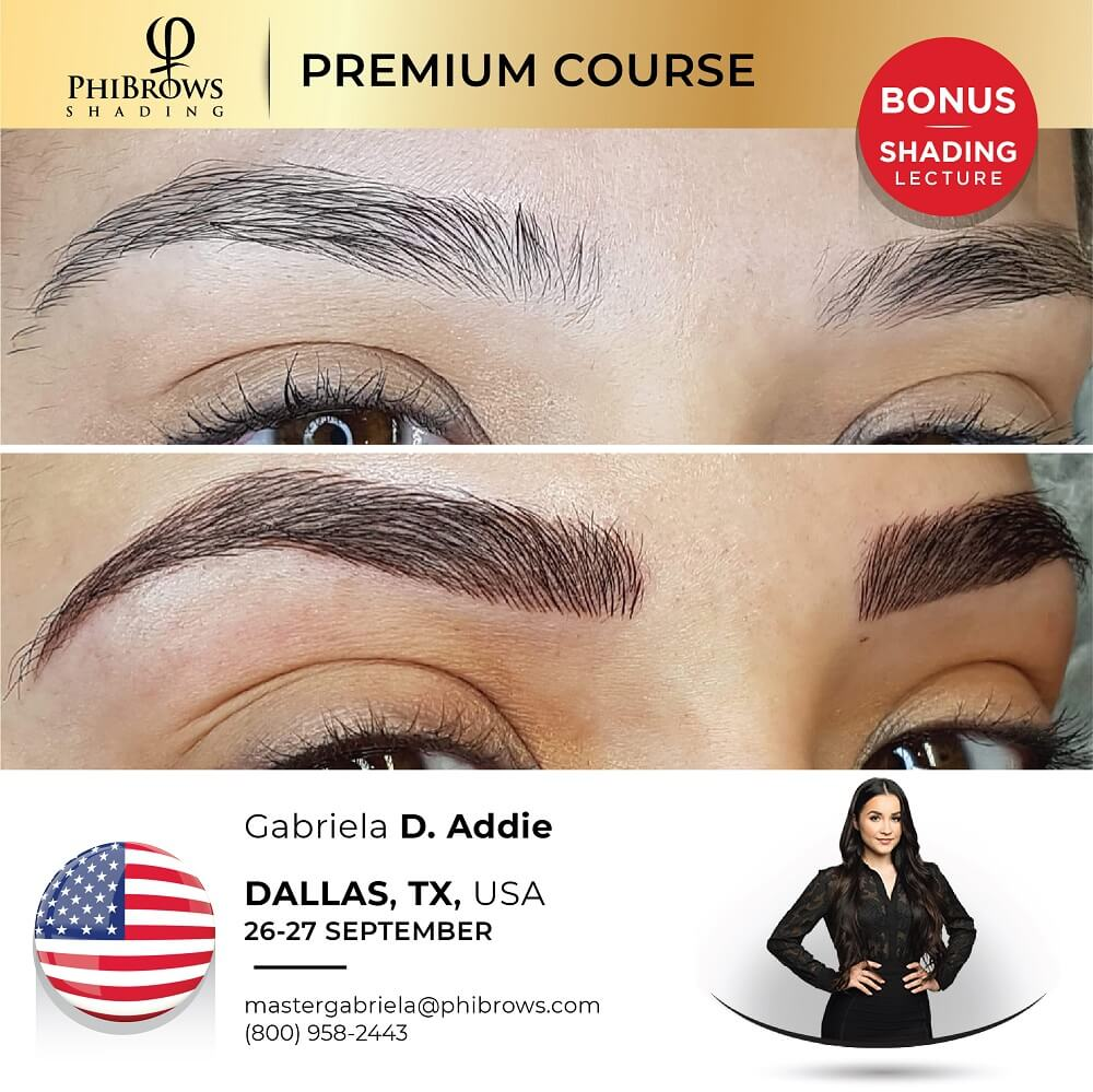 20-09-26 Phibrows Microblading Training Dallas – September 26/27