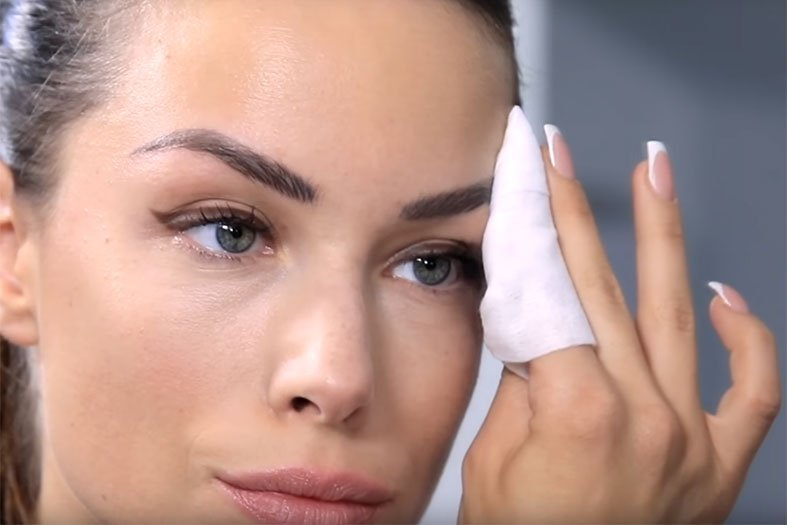 Microblading Recovery Process