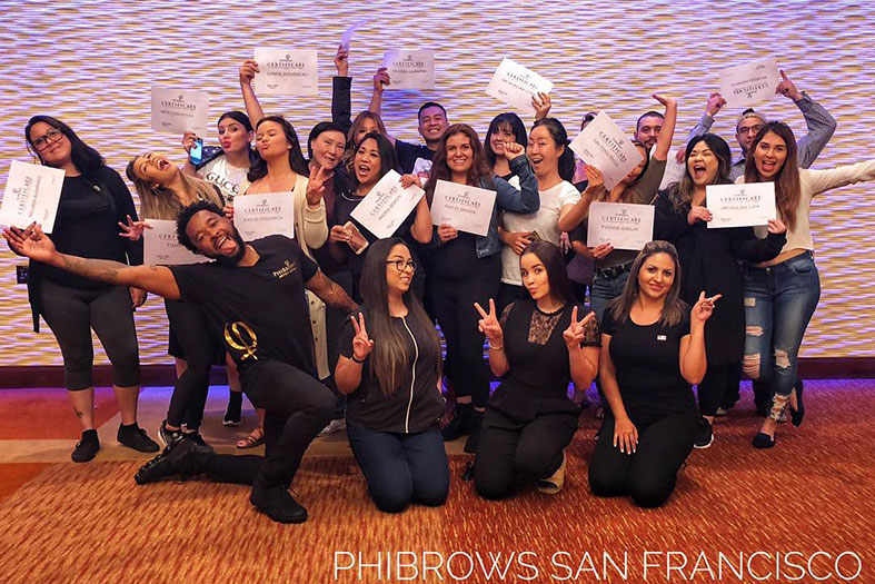 Microblading Classes Near Me & Average Cost – PhiBrows USA