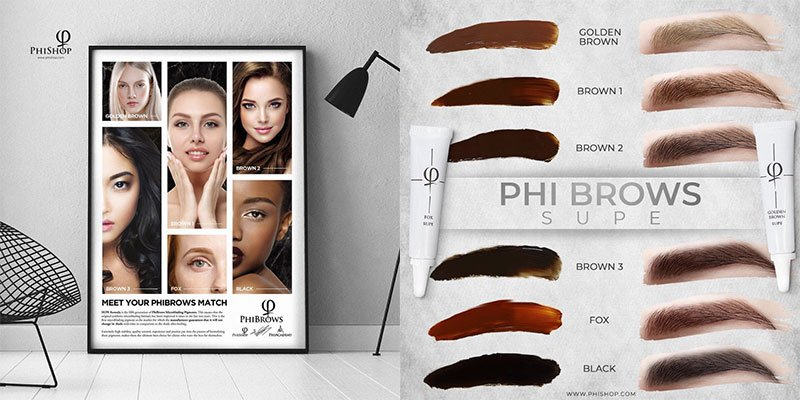 Your Guide to Best Microblading Pigments at The Market Right