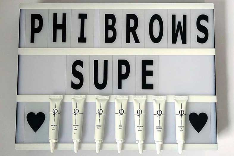 Invest in Quality PhiBrows Tools and Products