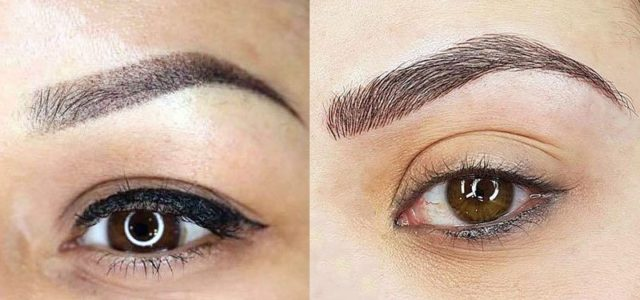 Ombre Powder Brows vs Microblading: What Suits You Better? by artofbeautyacademy.com
