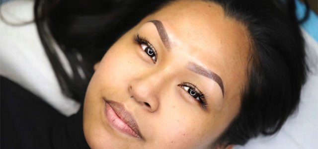 Powder Brows Healing & Aftercare: Tips for the Best Results by artofbeautyacademy.com