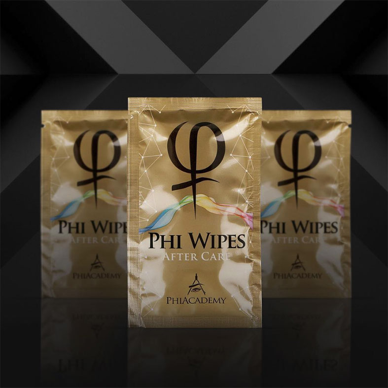 Phi™ Wipes After Care